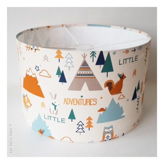 LITTLE ADVENTURE Lampshade