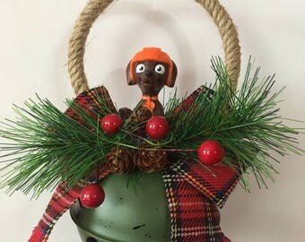 Paw Patrol Christmas Bell Ornament