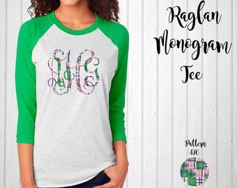 Monogrammed Shirts