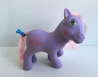 G1 My Little Pony ROMPER: Happy Tails Pony