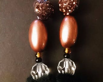 Celebration - Pom Pom Funfetti Earrings