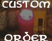Custom for Heather