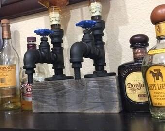 Double Liquor Dispensor