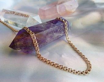 Quality Handmade Gold Bismark Chain