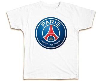 Paris SG 4 Years Futbol Football Soccer T- SHIRT Paris Saint-German FootBall Club