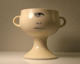 """6-cup Pedestal Vessel - """"Cyclops"""""""