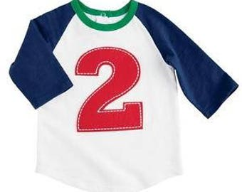 Mud Pie Number Jersey Personalized Baby Boy