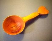 Helga's 2 Tablespoon plum wood scoop