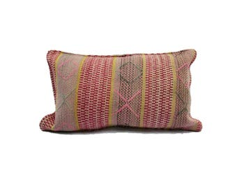 Lumbar Frazada Pillow