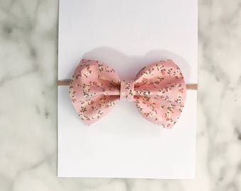 Dainty Pink Floral