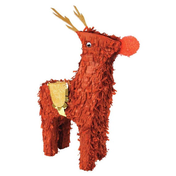 Reindeer Piñata, Meri Meri Christmas Decoration