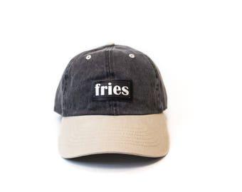 FRIES baseball cap