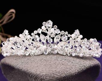 Wedding crown etsy junglespirit Gallery