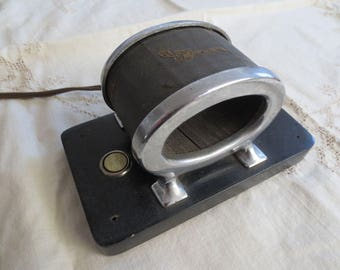 South Bend Vintage Watch Demagnetizer - Industrial Design - Antique Electronics