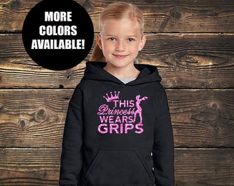 This Princess Wears Grips Hoodie