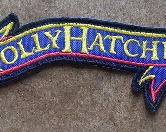 Molly Hatchet embroidered patch Skynyrd