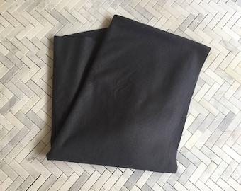 Gray Wool Felt Fabric