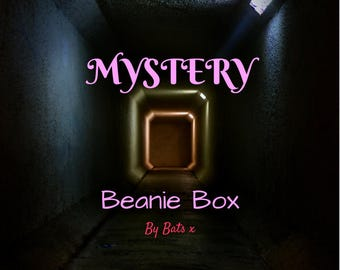 Mystery Beanie Adult Box  - Receive Two random items from hats to scarves for your big kid