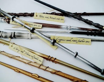 Handmade Harry Potter Wand Set