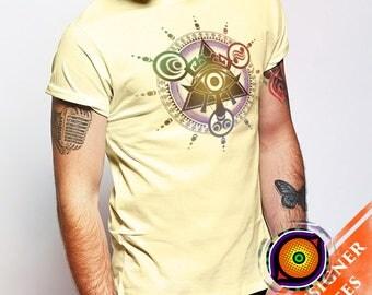 All Seeing Eye- Gossip Stone T-Shirt Lens of Truth Legend of Zelda Video Game Shirt