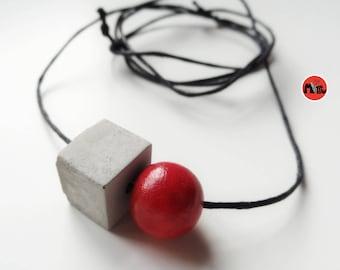 Concrete Cube Chain