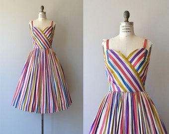 The Sunshine's dress - Henry Rosenfeld 1950s vintage dress