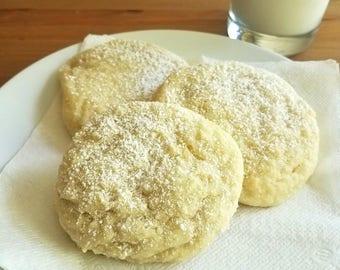 Organic Lemon Cookies
