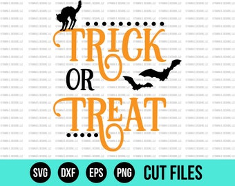 Halloween SVG - SVG - Fall SVG - Svg Fall Files - Halloween Cricut Svg - Halloween Svg File - Halloween Dxf Files - Halloween Dxf