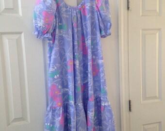 Especially For You Made in Hawaii Muumuu Dress