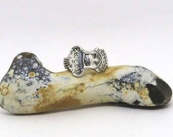 rolex ring, spoon ring, bucherer ring, swiss ring, switzerland ring