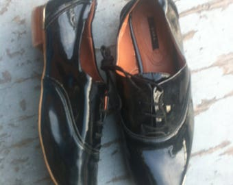 women oxford size 7us