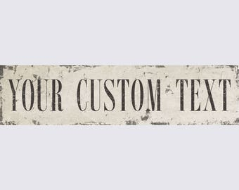 Custom Sign   Metal Sign   Custom Metal Signs   Personalized Sign    Personalized Decor