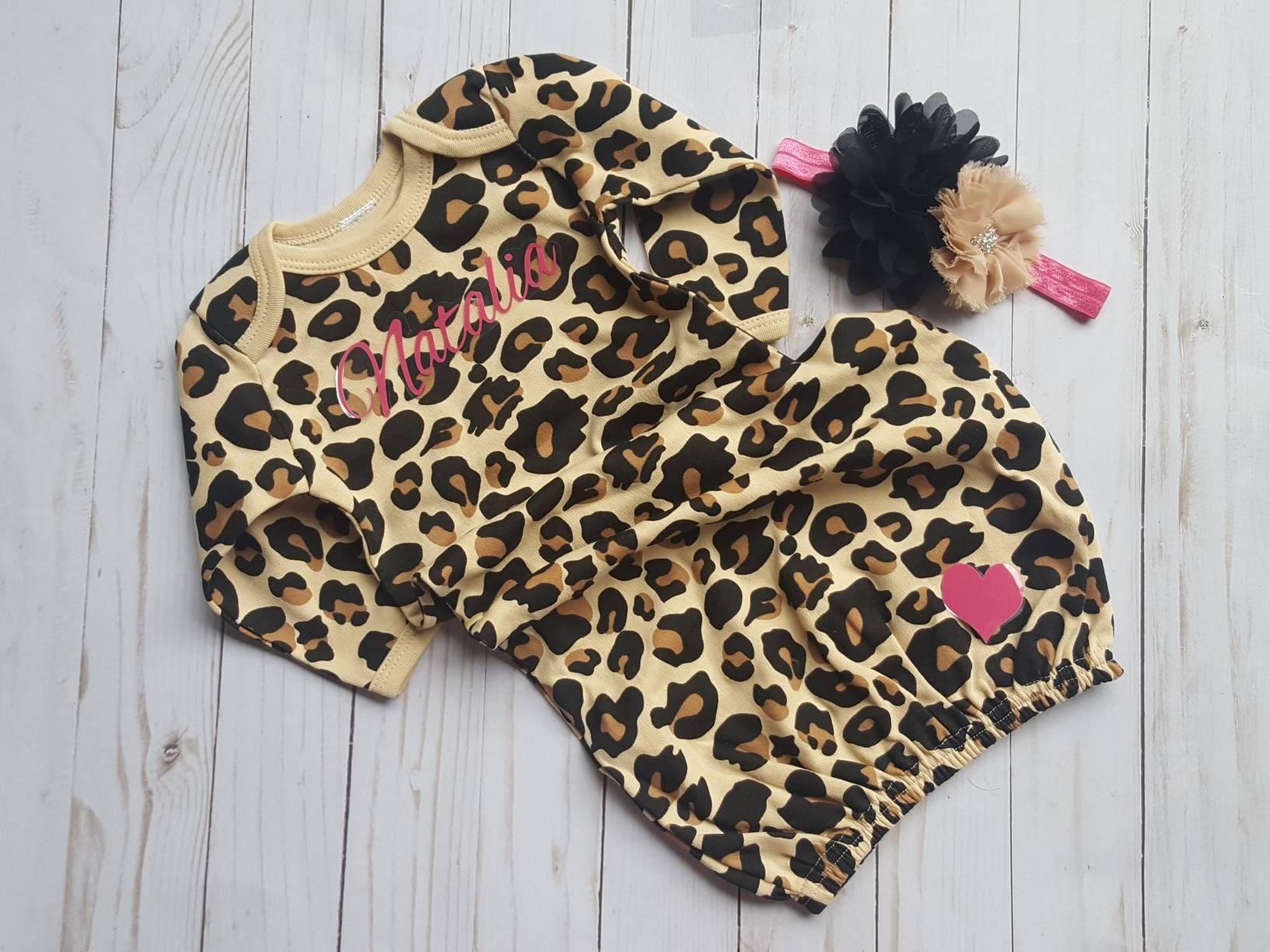 Leopard Newborn Outfit The Best Leopard 2018