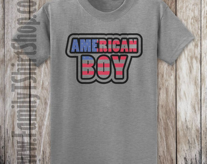 American Boy T-shirt