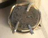 Signet Ring Silver