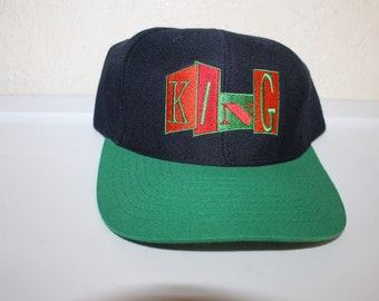 Vintage 90's King Snapback by Hypnotic