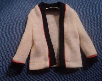 Vintage Mattel Ken Doll Time for Tennis #790 White Sweater