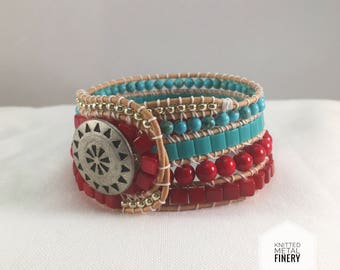 West County Cuff Bracelet