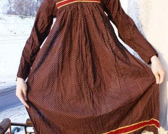 Rare apron with sleeves, antique