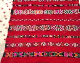 Zaayani Moroccan woolen rug