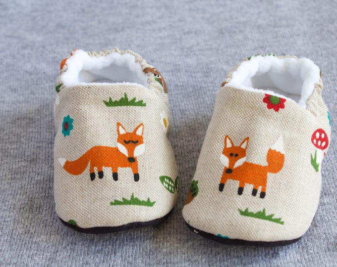 Little Fox pre walker and toddler baby shoes