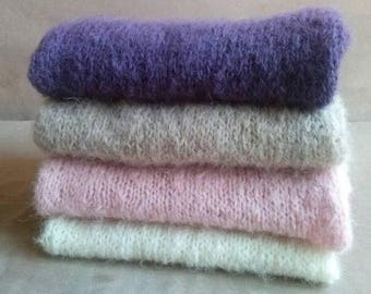 Knitted newborn baby wrap. Knitted wrap. Fluffy wrap. Newborn baby wrap. Blanket baby. Fluffy wrap newborn.