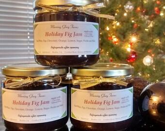 Holiday Fig Jam