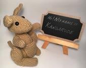 Kangaroo Stuffed Animal -...