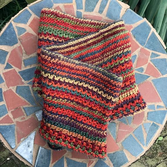 Sansa's Revenge Crochet Infinity Scarf