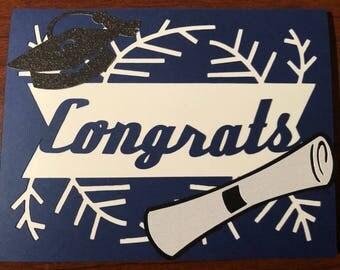 Graduation Congrats Card