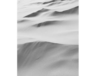 Desert Photography Wall Art, Black and White Desert Print, Desert Photography, Desert Art Print, Desert Poster