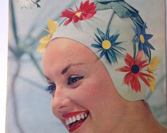 Vintage magazine from 1961 Margriet