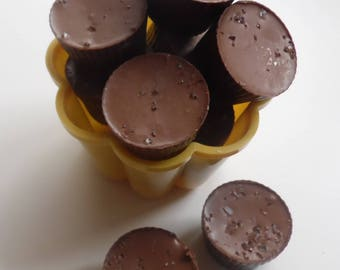 Tequila Slammer Milk Chocolate Truffle Cups - Assorted Pack Sizes 2-12 Pieces