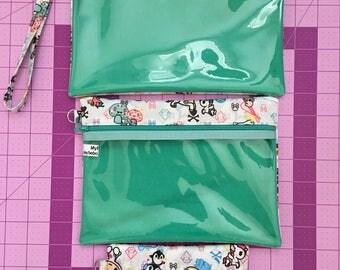 TokiBambino Custom pouches set